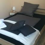 1A Ferienwohnungen Sturm bietet geräumige Schlafzimmer.
